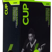 5110-06 Cup White Balls 6-pack