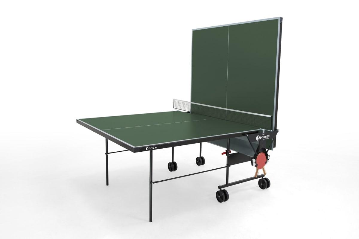 Thorntons table tennistable tennis table sponeta hobbyline outdoor weatherproof spacesaver s1 - Sponeta table tennis table ...