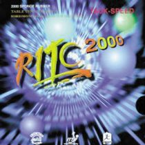 Table Tennis Rubber: 729 RITC 2000