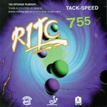 Table Tennis Rubber: 729 RITC 755