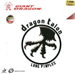 Table Tennis Rubber: Giant Dragon Talon