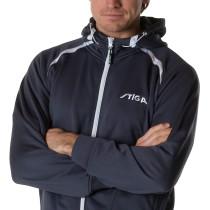 Table Tennis Clothing: Stiga Hoodshirt Fighter