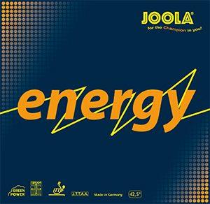 Table Tennis Rubber: Joola Energy Green Power