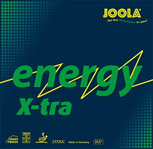 Table Tennis Rubber: Joola Energy X-tra