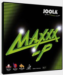 Table Tennis Rubber: Joola Maxxx P