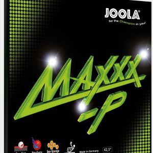 Table Tennis Rubber: Joola Maxxx P
