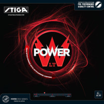 Table Tennis Rubber: Stiga Power LT