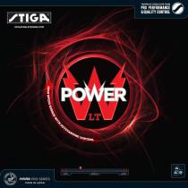 Table Tennis Rubber: Stiga Power LT