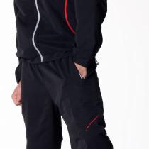 Table Tennis Clothing: Stiga Premier Tracksuit - Black