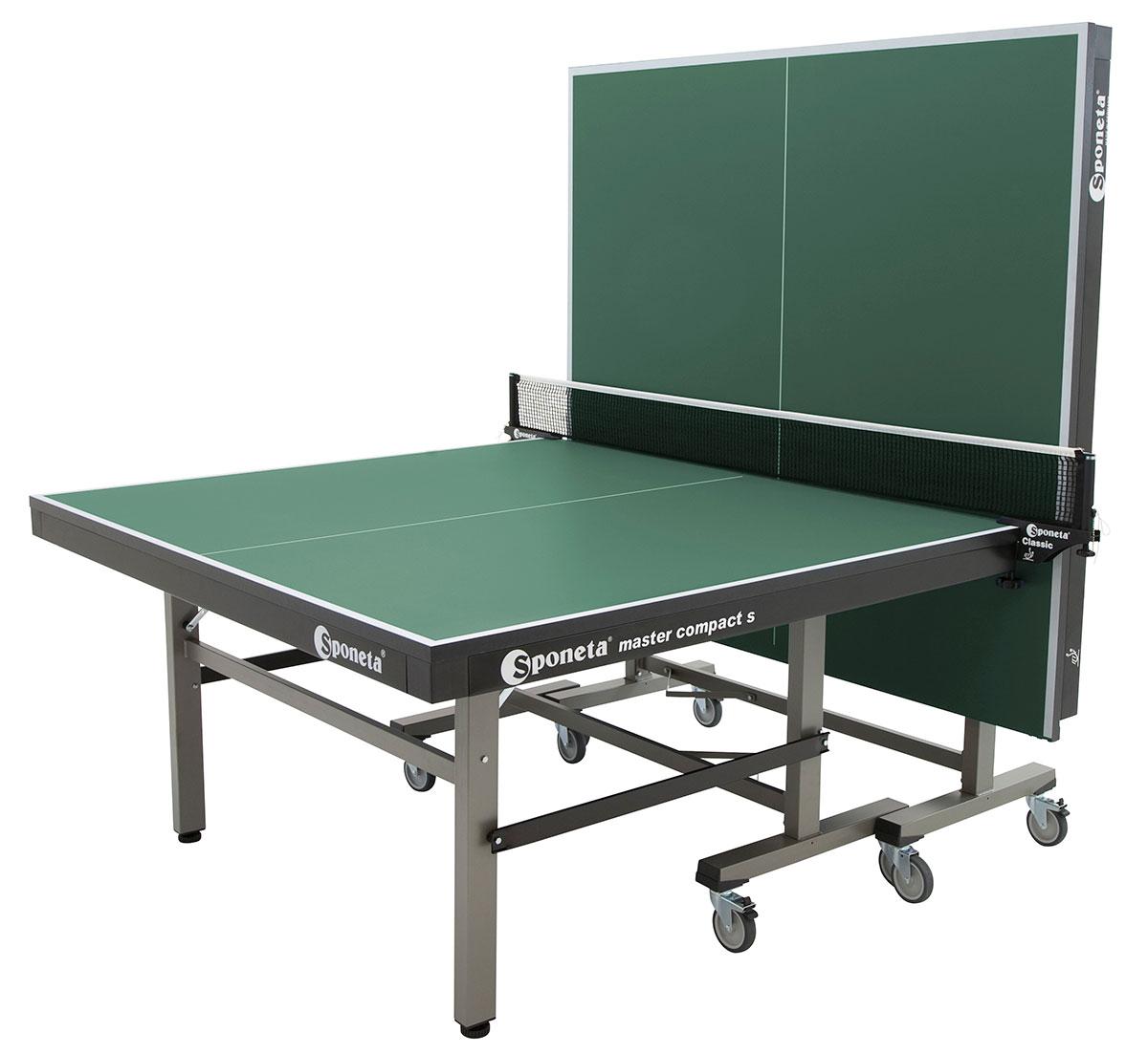 Thorntons table tennistable tennis table sponeta profiline master compact indoor s7 12 - Sponeta table tennis table ...