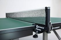 Table Tennis Table: Sponeta ProfiLine Compact Indoor S7-22i - GREEN