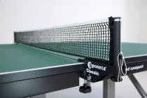 Table Tennis Table: Sponeta ProfiLine Compact Indoor S7-22i - GREEN