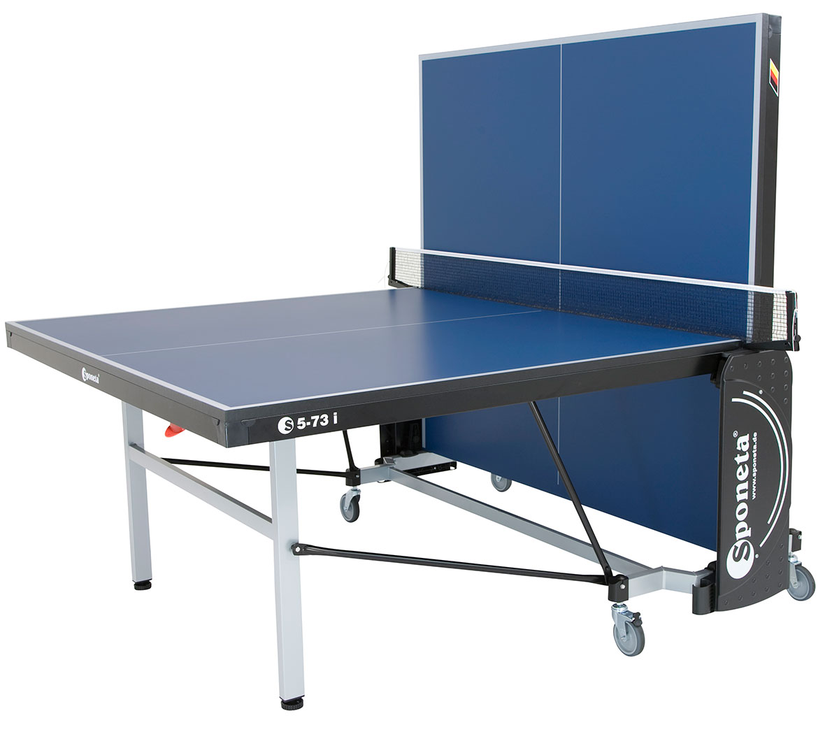 Thorntons table tennis table tennis table sponeta schooline 22 compact indoor s5 73i blue - Sponeta table tennis table ...
