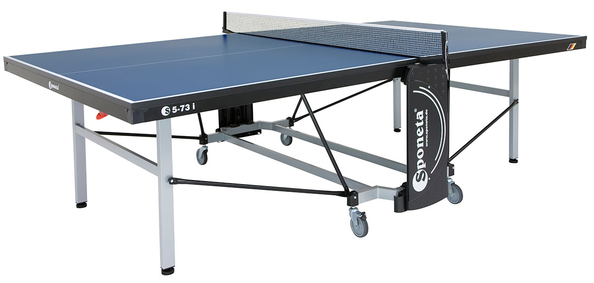 ... Table Tennis Robots   TTmatic · Sponeta SchooLine 22 Compact Indoor  S5 73i BLUE
