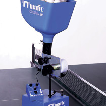 Table Tennis Robot: TTmatic Robot 202