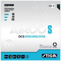 Table Tennis Rubber: Stiga Airoc-S