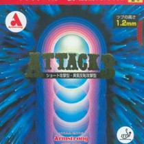 Table Tennis Rubber: Armstrong Attack 3
