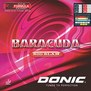Table Tennis Rubber: Donic Baracuda Big Slam