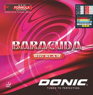 Table Tennis Rubber: Donic Baracuda Big Slam