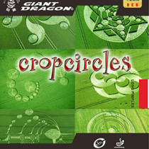 Table Tennis Rubber: Giant Dragon Cropcircles