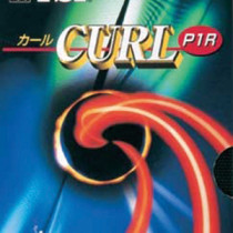 Table Tennis Rubber: TSP Curl P1R