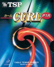 Table Tennis Rubber: TSP Curl P1R