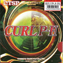 Table Tennis Rubber: TSP Curl P-H