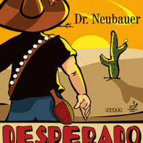 Table Tennis Rubber: Dr Neubaur Desperado