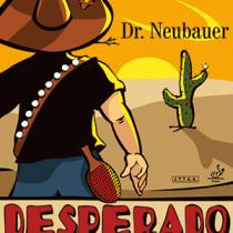 Table Tennis Rubber: Dr Neubaur Desperado