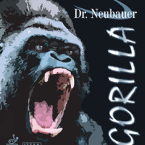 Table Tennis Rubber: Dr Neubauer Gorilla