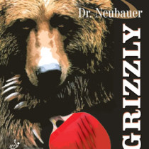 Table Tennis Rubber: Dr Neubauer Grizzly