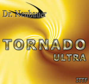 Table Tennis Rubber: Dr Neubauer Tornado