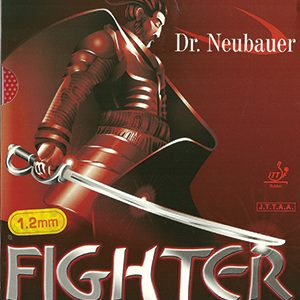 Table Tennis Rubber: Dr Neubauer Fighter