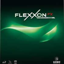 Table Tennis Rubber: Gewo Flexxon FX