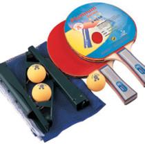 Table Tennis Bat: Giant Dragon 2 Bats, 3 Balls, Net Set