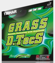 Table Tennis Rubber: Tibhar Grass D.TecS
