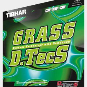 Table Tennis Rubber: Tibhar Grass D.TecS