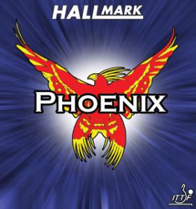 Table Tennis Rubber: Hallmark Phoenix