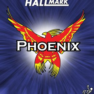 Table Tennis Rubber: Hallmark Phoenix