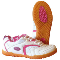 Table Tennis Footwear: Tibhar Lady Progress Shoe
