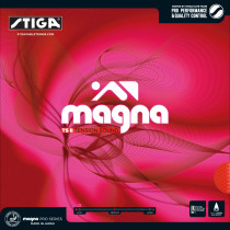 Table Tennis Rubber: Stiga Magna TS II