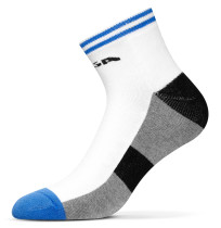 Table Tennis Footwear: Stiga Socks Line Semi-High Senior - Blue