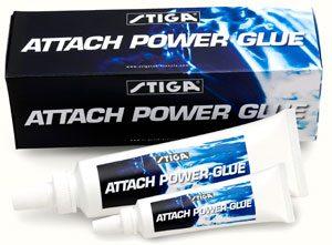 Table Tennis Glues: Stiga Attach Power Glue