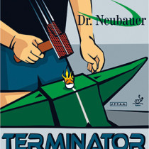 Table Tennis Rubber: Dr Neubauer Terminator