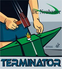 Table Tennis Rubber: Dr Neubauer Terminator