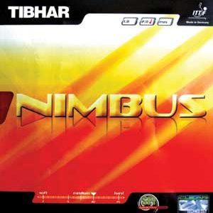 Table Tennis Rubber: Tibhar Nimbus