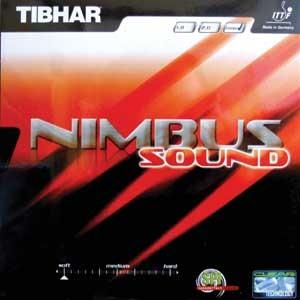 Table Tennis Rubber: Tibhar Nimbus Sound