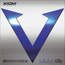 Table Tennis Rubber: XIOM Vega Europe