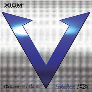 Table Tennis Rubber: XIOM Vega Europe