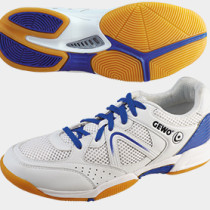 Table Tennis Footwear: Gewo Wings Shoes